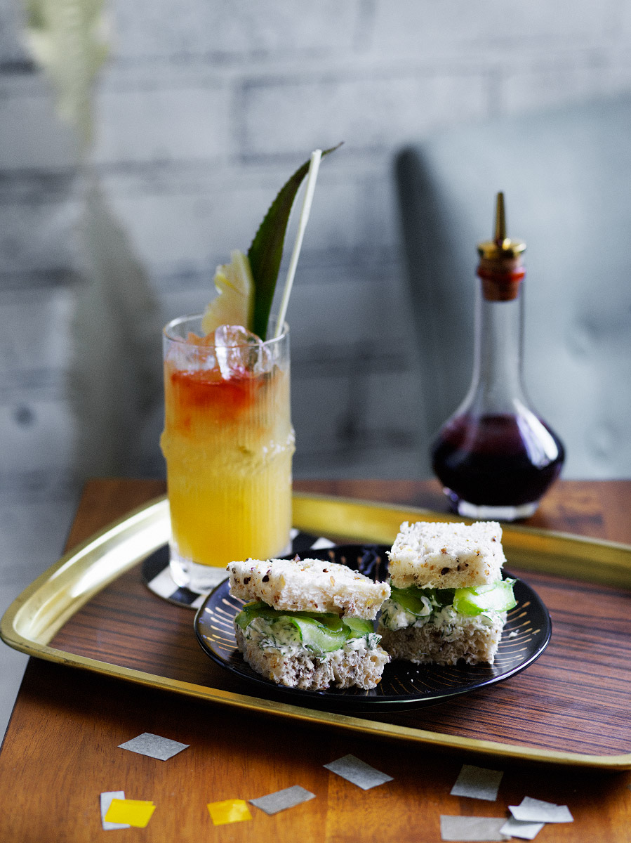 20160714Cucumber-sandwiches-and-rum-punch