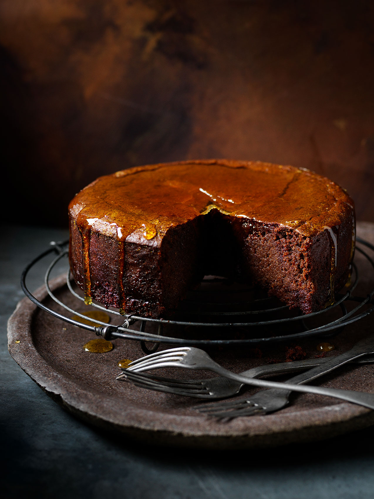 20201202Flourless-chocolate-orange-cake